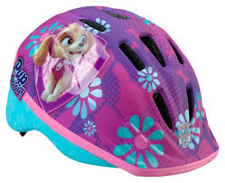 Paw Patrol Pink Skye Girl Toddler Helmet