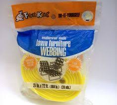 Vinyl Straps For Patio Chairs by How To Repair The Vinyl Strapping On A Lawn Chair Lawn Lawn
