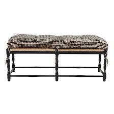 Farmhouse 3 Seat Bench Cushions