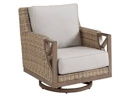 A.R.T. Furniture Inc Summer Creek Outdoor 951516-4203 Swivel Rocker ...