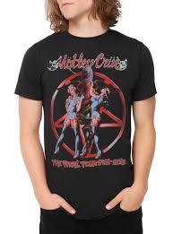 Motleys Pumpkin Patch by Motley Crue Final Tour T Shirt Topic