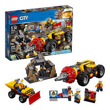 LEGO City Mining - Mining Heavy Driller Lego City Ming Truck 4202 Itructions Lego City Dump Mine Collection Damage Box Retired Loader And Tipper Set Code 4201 In Horsham Heavy Driller Legoreg Great Vehicles Monster 60180 Target Australia The Freight Gold Train New Sealed Ming Truck Reddit Gif Find Make Share Gfycat Amazoncom Toys Games Cheap Find Deals On Line At Alibacom 60194 Arctic Scout Pickup Caravan 60182 Youtube