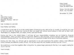 Cover Letter Australian Tourist Visa in Invitation Letter For Us