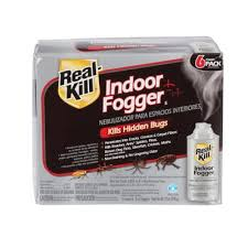Real Kill 2 oz Ready to Use Indoor Fogger 6 Pack HG 2