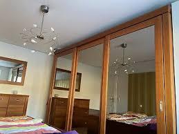 hülsta casanotte schlafzimmer mit kommode und spiegel eur