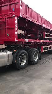 100 Cheap Semi Trucks For Sale 3 Axle Side Drop Flatbed Trailer 50tons Dry Van Trailer Bulk Cargo Trailer Truck Buy 3 Axle Cargo TrailerFlatbed