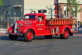 Farmington - Zack's Fire Truck Pics