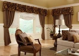 Custom Window Valances Dining Room Curtains And