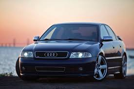 A unique 2001 Audi A4 B5 with one owner e take clean styling