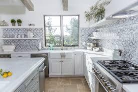 kitchen backsplash tile how high to go driven by decor