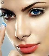 Blue Prescription Halloween Contacts by Best 25 Prescription Colored Contacts Ideas On Pinterest