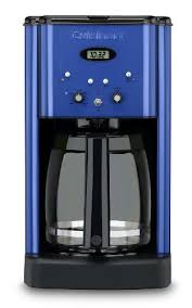 Cuisinart DCC 1200MBL Brew Central 12 Cup Programmable Coffeemaker Metallic Blue B009KWJ93I