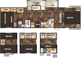 Wildwood Fifth Wheel Floor Plans Colors Considering Purchasing Camper Went On A 10hr Road Trip Yesterday
