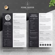 Resume By ResumeInventor   GraphicRiver 70 Welldesigned Resume Examples For Your Inspiration Piktochart 15 Design Ideas Ipirations Templateshowto Tutorial Professional Cv Template For Word And Pages Creative Etsy Best Selling Office Templates Cover Letter Application Advice 2019 Modern Femine By On Dribbble Editable Curriculum Vitae Layout Awesome Blue In Microsoft Silent How To Design Your Own Resume Ux Collective