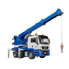 Beli Bruder Toys 3770 - MAN TGS Crane Truck With L Mainan Anak Spek ...