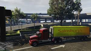 100 Gta 5 Trucks And Trailers Real Brand Truck GTAModscom
