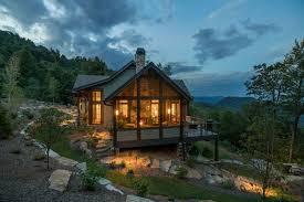 100 Mountain Home Architects Black Rustic Modern Farmhouse ACM Design