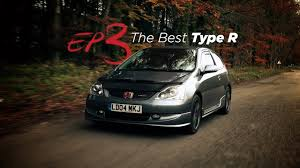 This EP3 Is The Best Civic Type R Honda Ever Made