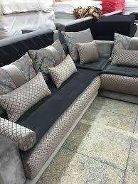 salon marocain moderne moroccan living room sofa decor