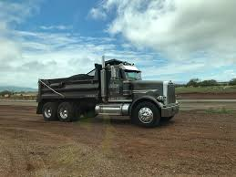 100 Truck For Sale On Maui Dickson Ing Hawaii Peterbilt Kenworth S Dump