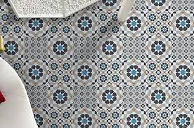 moroccan tiles walls and floors