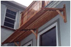 Awnings FLEX•fence Louver System