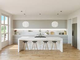 White Kitchen Idea 30 Gorgeous Grey And White Kitchens That Get Their Mix Right