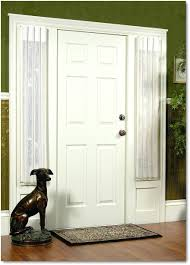 front doors photos of interior window treatments for french