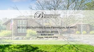 Virginia Tile Company Farmington Hills Mi by 36725 Greenspring St Farmington Mi 48331 Mls Id 217068573