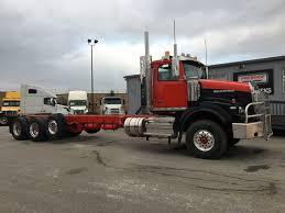100 Star Trucking Company 2014 Used Western 4900SB DD16 18 SPD Ready For Wrecker Body