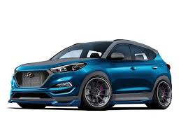 Hyundai Tucson Sport Concept Is All Sorts Cool