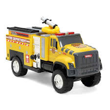 Tonka Mighty Motorized Tough CAB Fire Pumper - Yellow | EBay Tonka Diecast Product Page 7 Site Tonka Dump Truck Steel Ace Hdware Mighty Motorized Front Loading Garbage 1799 Pclick Rescue Force Walmart Canada Spartan Shelcore Toysrus Other Radio Control Classic Quarry For Sale Tinys Colctable Micro Toy At Mighty Ape Australia 2016 Ford F750 Brings Popular To Life Cake Wilton Classics 3 Years Costco Uk Fleet Tough Cab Drop Bin Motorized Load Up The