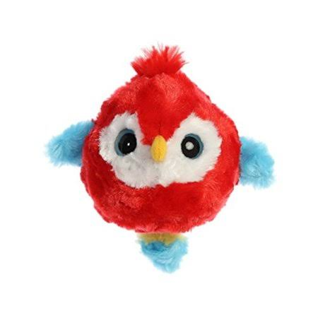 Aurora 29296 World Plush, Red