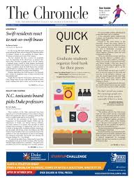 Cabinet Dept Crossword Puzzle Clue by October 27 2017 By Duke Chronicle Issuu