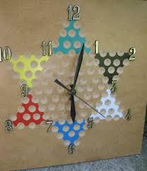 Clock From Board Game