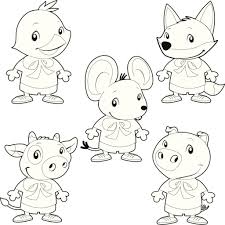 Zookeeper Coloring Page 37 Imperative Models You Must Know AnaBlog
