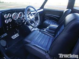 Chevy Truck Interior Parts - Griffins.co.uk •