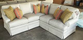 King Hickory Sofa Fabrics by Barnett Furniture King Hickory Chatham Sectional