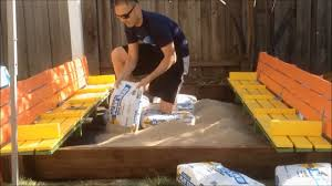 DIY Sandbox - YouTube Sandbox With Accordian Style Bench Seating By Tkering Tony How To Make A Sandpit Out Of Stuff Lying Around The Yard My 5 Diy Backyard Ideas For A Funtastic Summer Build 17 Plans Guide Patterns In Easy And Fun Way Tips Fence Dog Yard Fence Important Amiable March 2016 Lewannick Preschool Activity Bring Beach Your Backyard This Fun The Under Deck Playground Between3sisters Yards