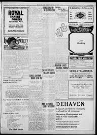 Tulsa County Daily Desk Blotter by Morning Tulsa Daily World From Tulsa Oklahoma On December 6 1911