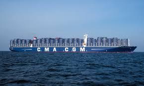 cma cgm déploie le plus grand porte conteneurs ayant jamais escalé