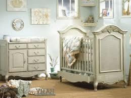 chambre bébé retro chambre enfant chambre bébé style rétro tonalités douces bleu