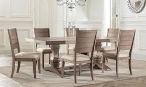 Hillsdale Furniture Arabella 7 Piece Trestle Dining Set
