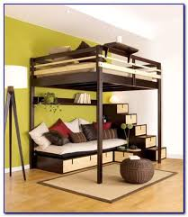 Wooden Queen Size Loft Bed Frame Queen Size Loft Bed Frame Ideas