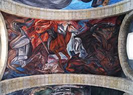 Jose Clemente Orozco Murales Palacio De Gobierno by Algo Grande Para Uno De Los 3 Fantásticos Una Vida Desconocida