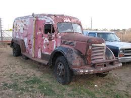 BangShift.com 1949 International KB 6 Tandem Axle Van For Sale On EBay