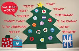 A DIY Baby Friendly Felt Christmas Tree MightyMomsclub