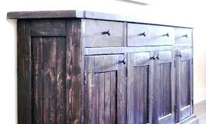 Dining Room Sideboards And Buffets Exotic Rustic Amazing