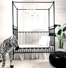Bratt Decor Venetian Crib Daybed Kit by The Joy Canopy Crib Slays As A Toddler Bed Love The Black And