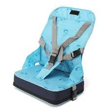 si e rehausseur pliable réhausseur siège de table bébé enfant 1 3 an à repas avec 5